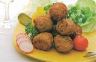 Reţetă culinară: Chifteluţe dietetice