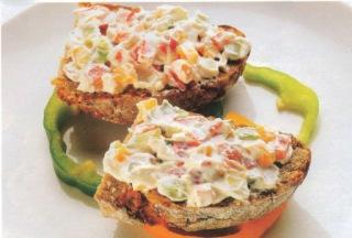 Reţetă culinară: Salată de boeuf